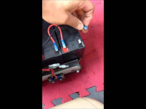 How To Replace Bruno SRE 2750 Stair Lift Batteries