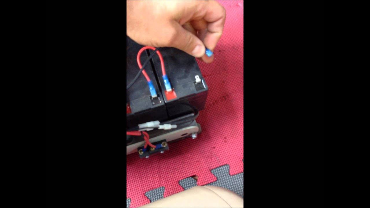 How To Replace Bruno Sre 2750 Stair Lift Batteries Youtube