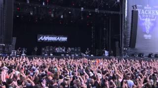 Annihilator - Set The World On Fire (Live Wacken Open Air 2013) (Bluray/HD)