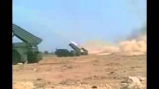 The Syrian Infinite Missiles !! الصواريخ السورية اللانهائية