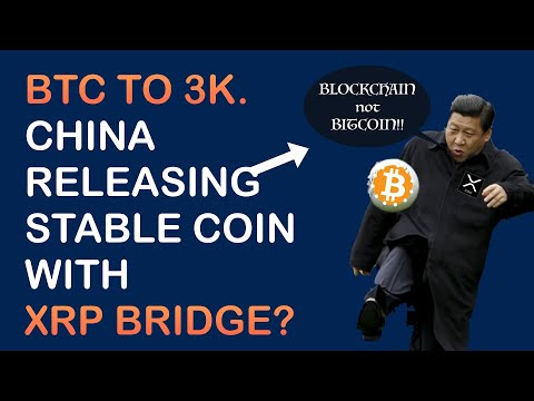 CRYPTO MARKET CRASH NEWS: Block NOT Bit, China's Centralized Coin and XRP?