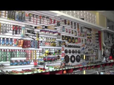 Guyana Hardware Store on West Coast Dem. (HD)