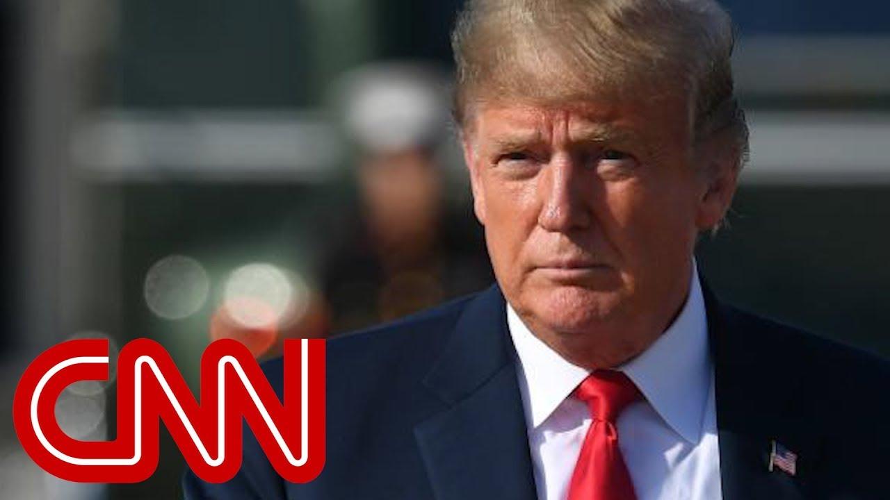 CNN fact-checks Trump's racially charged ad