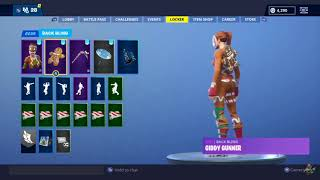 Best Ginger Gunner Skin Combos - Fortnite !