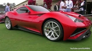 Icona Vulcano - $3.8 million dollars supercar!