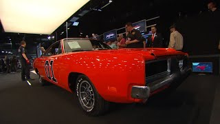 homepage tile video photo for Dukes of Hazzard Collection Sells at Barrett-Jackson Scottsdale!