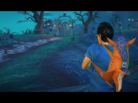 FreeRealms Sunrise Exploring Sacred Grove: Blackspore