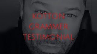 Kotton Grammer Testimonial | OMG Review of KottonGrammer.com