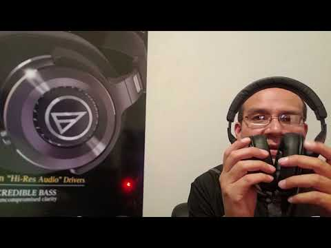 Audio-technica ATH-WS1100iS: Graves Agradables