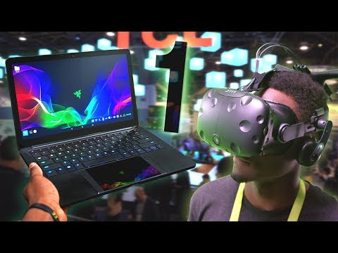 Dope Tech of CES 2018! [Part 1]