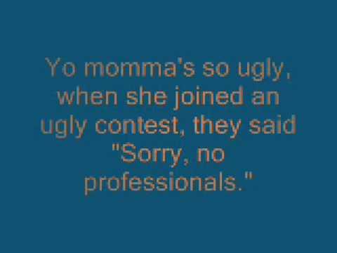 Top 20 Yo Momma Jokes