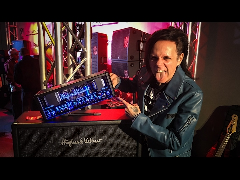 Acey Slade talks gear, Misfits reunion and touring | Hughes & Kettner