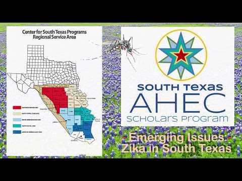 ST-AHEC ~ Zika in S. TX (2018)