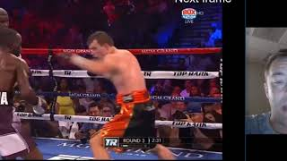 Terence Crawford vs Jeff Horn Rd 3 Film Study - Flow of the fight -Layering your offense and defense