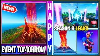 *NEW* Fortnite Update! Season 9 Teaser, FREE Glider, Event BROKEN & More!