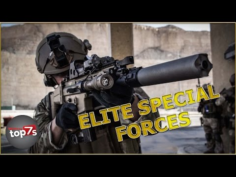 Top 7 Most Elite Special Forces