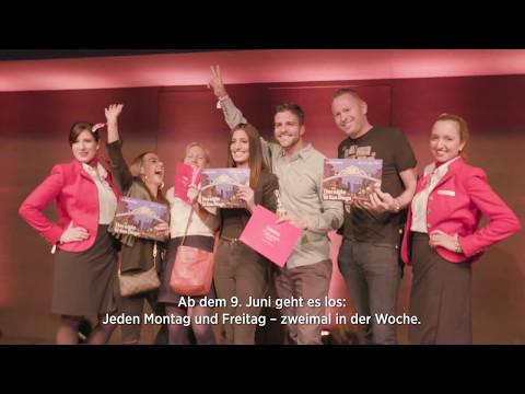 """Edelweiss """"One Night In SanDiego"""" promotional event in Zurich, Switzerland"""