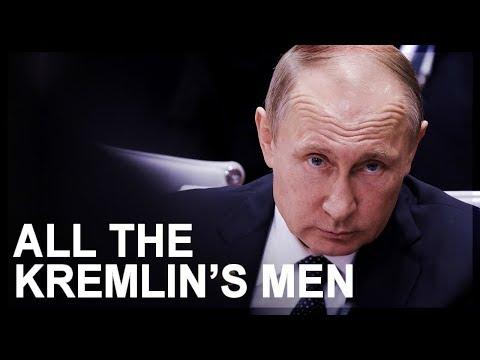 Review: All the Kremlin's Men by Mikhail Zygar