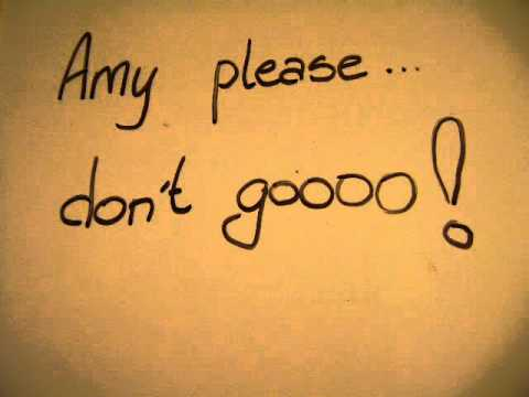 Amy - Green Day (lyrics) (studio version)