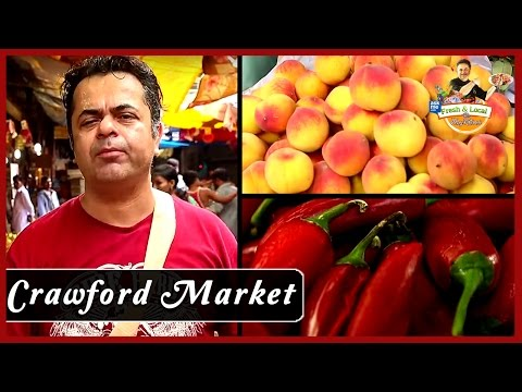 Crawford Market, Mumbai | Markets in Mumbai | Fresh & Local