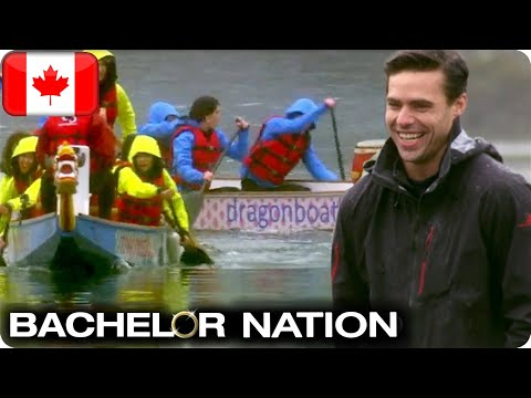 Tim Sets Sail On First Group Date | The Bachelor CA