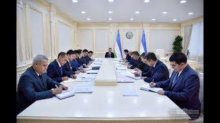 Президент Шавкат Мирзиёев 2 ноября 2018 года провел совещание по вопросам народного образования