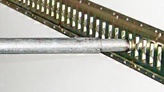 Фиксация груза обзор телескопической штанги