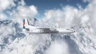 The Crash of Flight 571