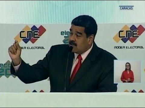 Maduro expulsa al Encargado de Negocios de EEUU Todd Robinson y a consejero Bryan Naranjo