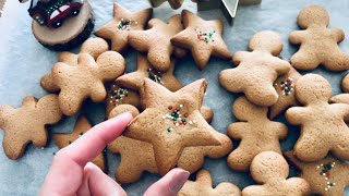 Gingerbread Recipe - Episode 425 - Baking with Eda
