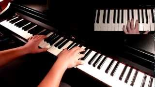 Olly Murs - Heart Skips a Beat ft. Rizzle Kicks Piano Cover
