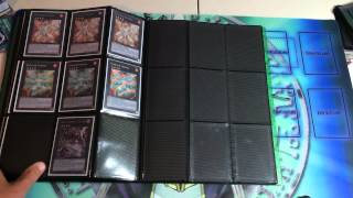 Yugioh Trade/Sale Binder August 2014