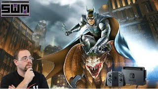 News Wave Extra! - Is Batman Enemy Within Going To The Nintendo Switch?