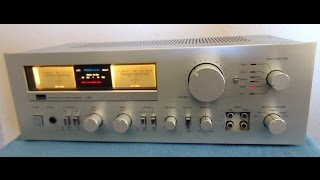 Sansui A-80  Stereo Integrated Amplifier