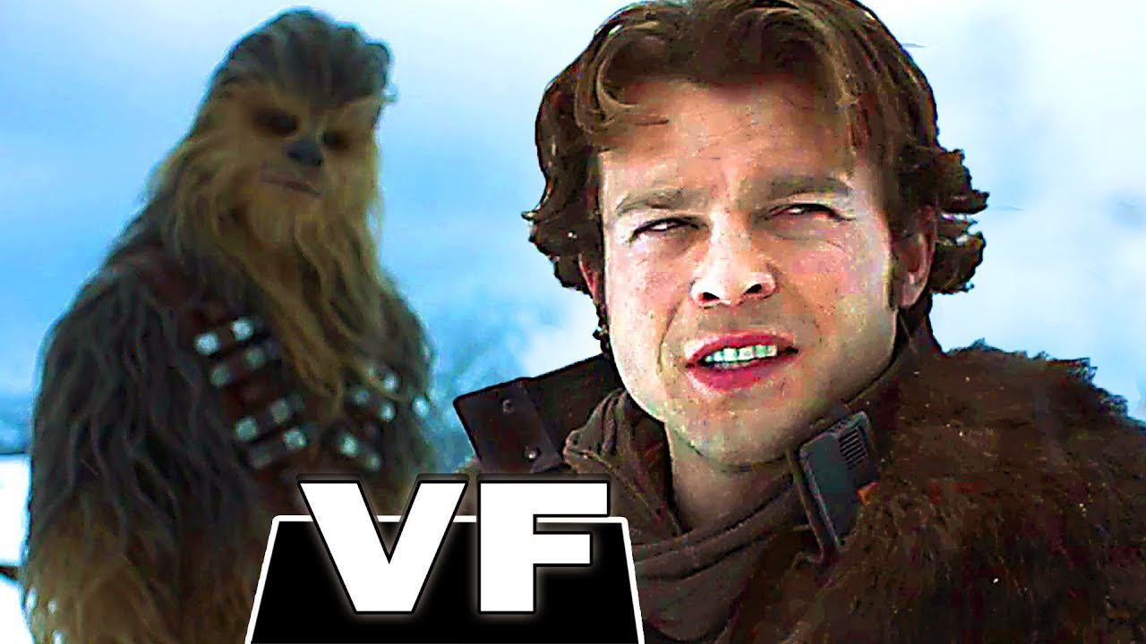 solo a star wars story bande annonce vf officielle youtube. Black Bedroom Furniture Sets. Home Design Ideas