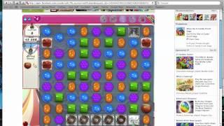 Candy Crush Saga level 185