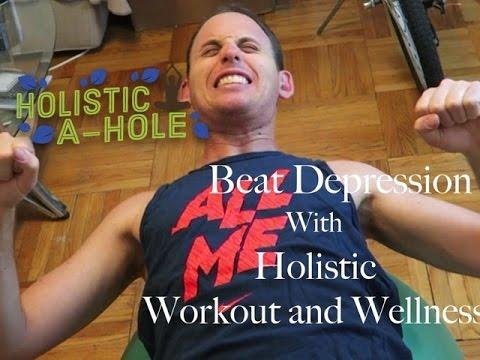 Beat Depression w Holistic Bodybuilding and Wellness (Calling out Vegan Gains,  Brandon Carter