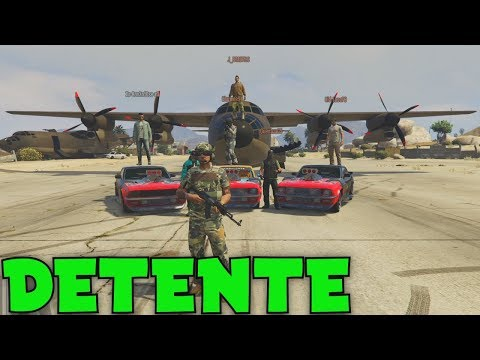 GTA 5 ONLINE (FR) -  ON TIENT LE BOMBUSHKA (Ft. TFMG) | PS4 PRO