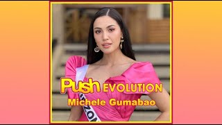 Michele Gumabao | Push Evolution
