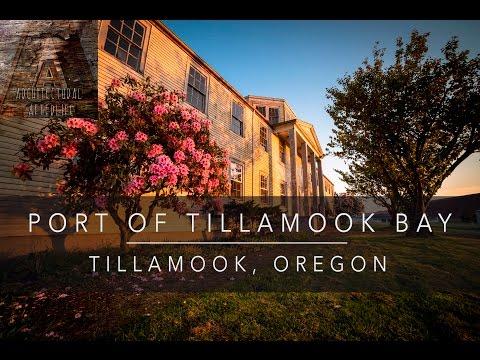 WAR HISTORY ON THE COAST - Tillamook, Oregon