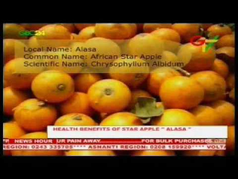 Benefits Of African Star Apple (Alasa)