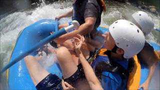 Double Trouble Slow Mo Ocoee White Water