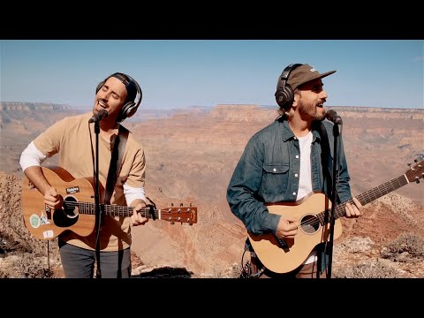 Music Travel Love - Have You Ever Seen The Rain (Official Video) at the Grand Canyon