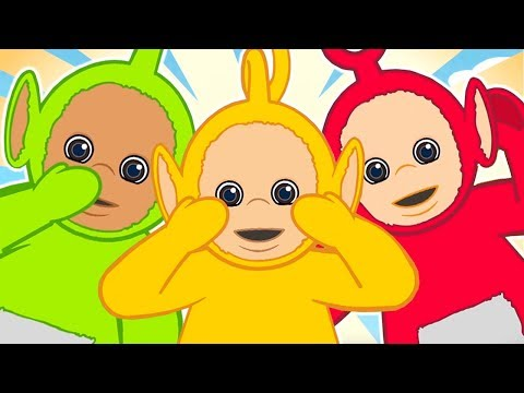 Teletubbies | Head Shoulders Knees And Toes | Nursery Rhymes for Children | Kids Songs Teletubbies