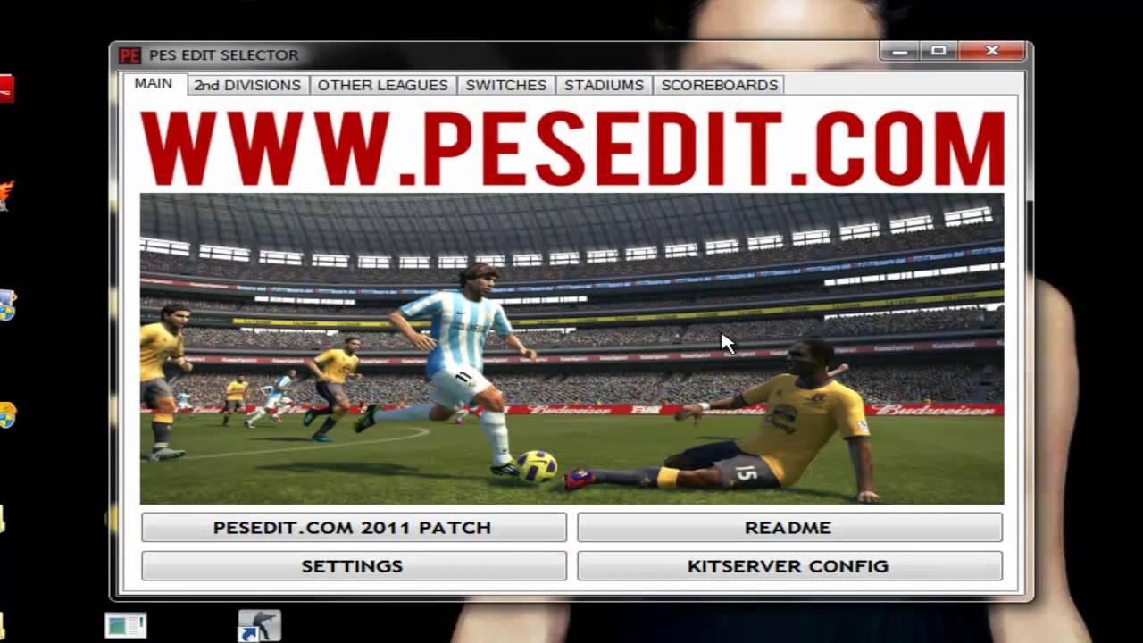 Face do Weldinho para PES2011 Patch
