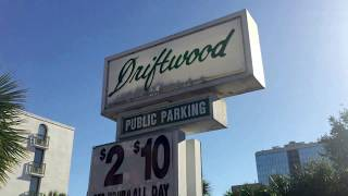 Abandoned Oceanfront Hotel - The Driftwood - Myrtle Beach | Abandoned