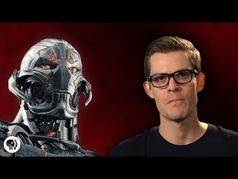 Is Ultron Inevitable?  Featuring Vsauce3!
