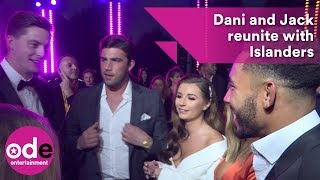 Jack Fincham and Dani Dyer reunite with Love Island cast at ITV Palooza