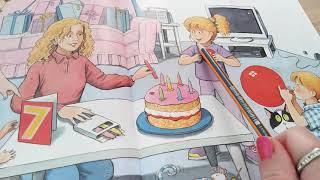 Скачать Happy House 1 Unit 5 Happy Birthday CB 38 39