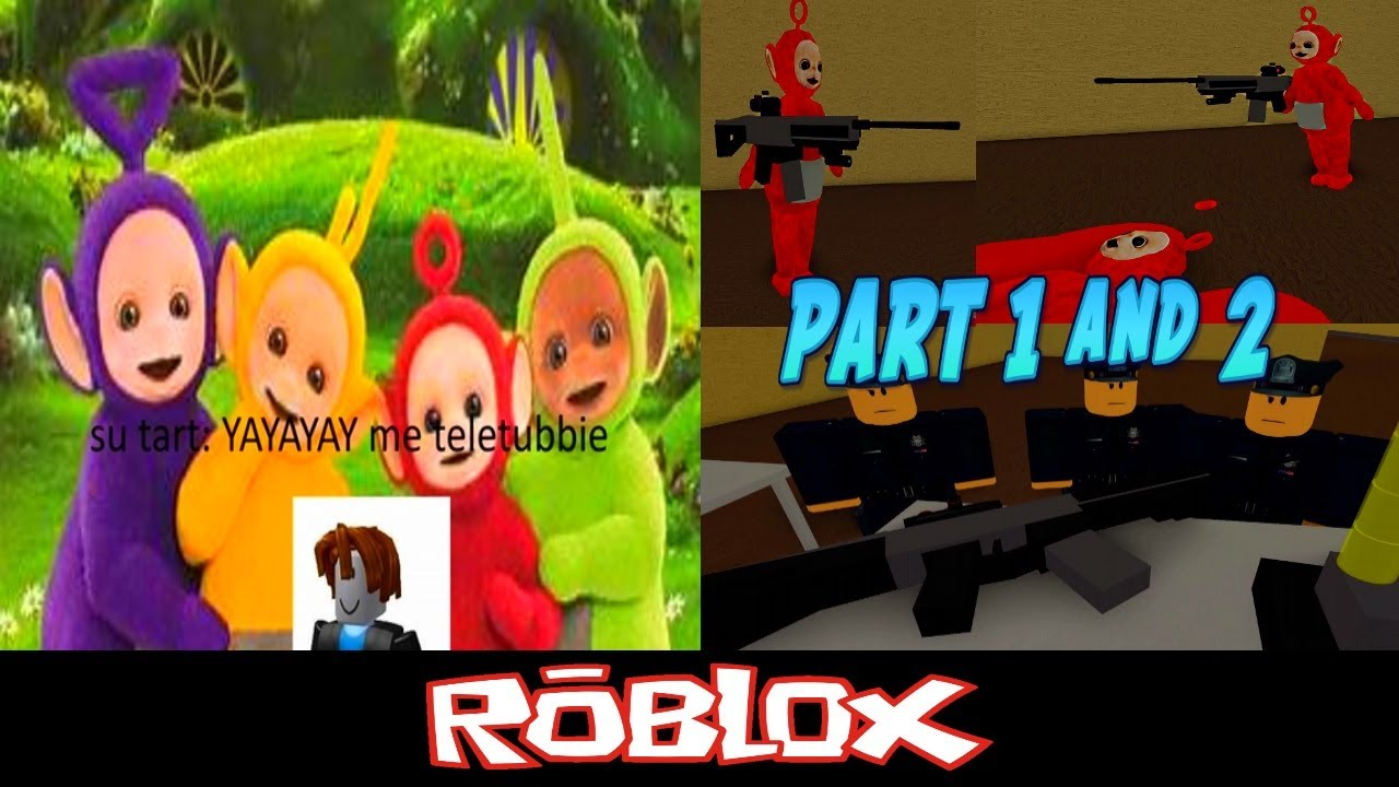 Sad Su Tart Story Part 1 And 2 Roblox Su Tart Becomes One Of The Teletubbies Part 1 And 2 By Powie616 Roblox Youtube